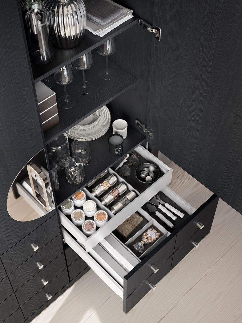 siematic by dross schaffer. Black Bedroom Furniture Sets. Home Design Ideas